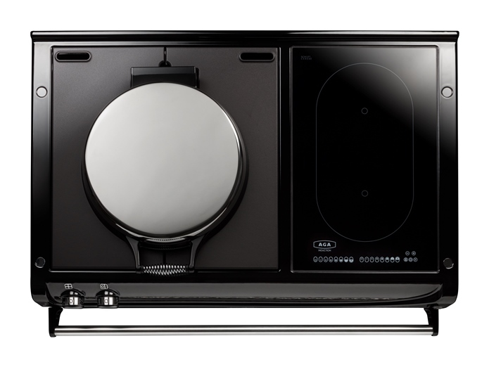 AGA 3 Series traditional hotplate and induction hob