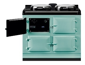 The AGA Dual Control Cooker - Traditional AGA Ovens And Independently Controllable Hotplates
