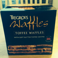 Welsh Waffles from the AGA Foodhall