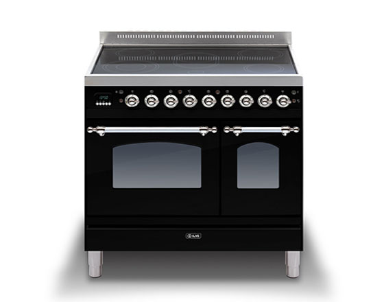 ILVE Milano 900 twin induction